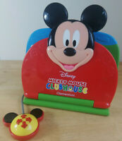 Disney Mickey Mouse Clubhouse Clementoni Kids Learning Laptop