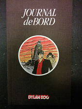 Agenda Journal de Bord DYLAN DOG