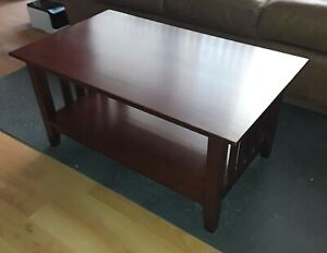 Ethan Allen New Impressions American Coffee Table 224 24-8420 220203 excellent