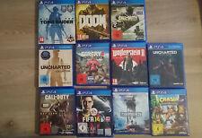 Playstation 4 (11 Spielesammlung)