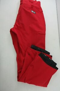 686 INFI DRY 5,000MM THERMAL RATINO 4 MEN'S H2O BREATHABLE RED SNOWBOARD PANTS M
