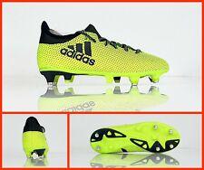 Adidas x 73 SG J Scarpe da Calcio Unisex-bambini Giallo (solar