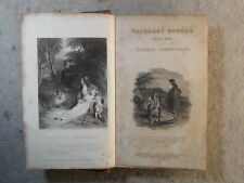 Bride Of Lammermoor, Waverley Novels Volume XIV by Walter Scott 1830 (M)