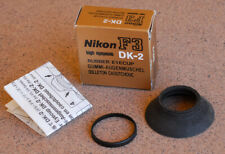 Nikon DK-2 Rubber Eyecup for F3 HP DE-3 DE-5 F3P F3T F3HP finders in Box
