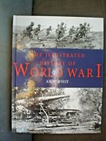 tv ILLUSTRATED HISTORY OF WORD WAR 1 256 PAGES ILLUSTRATED SEE PICS