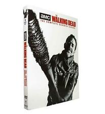 The Walking Dead Season 7(DVD, 2017,5-Disc Set) FAST SHIP 1-3 DAY ARRIVAL NEW