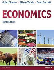 Economics Ninth Edition 2015 by Dean Garratt, John Sloman, Alison Wride