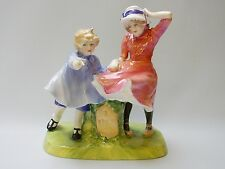Royal Doulton Milestone Figurine HN 3297 - Made in England