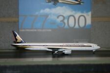 Dragon Wings 1:400 Singapore Airlines Boeing 777-300 9V-SYH (55777) Model Plane