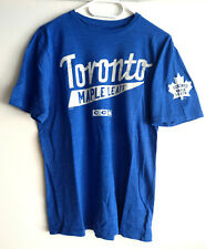 Original NHL Shirt *Toronto Maple Leafs* Royal Blau Gr.M (Wie Neu)