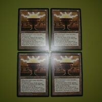 Sol Grail x4 Alliances 4x Playset Magic the Gathering MTG