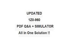 ORACLE FINANCIALS CLOUD :GENERAL LEDGER 2017 IMPLEME Test Exam QA PDF&Simulator
