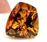 Gorgeous 19.25 Ct VVS Natural Bi-Color Ametrine Loose Gem stone AGSL Certified