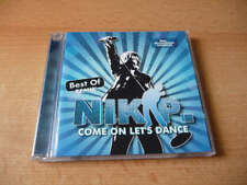 CD Nik P. - Come On Let's Dance-Best of Remix - 2012