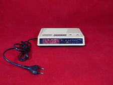 Radio Sveglia  radio alarm clock  Misure 20x15 Anno 1980 Vintage