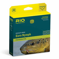 RIO Fips Mouche Euro Nymph Fly Fishing Line Competition Legal