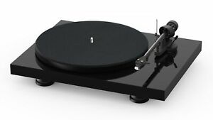 Pro-Ject Debut Carbon EVO Audiophile Turntable with Carbon Fiber Tonearm and Sum