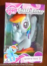 COMIC CON My Little Pony 2013 SDCC Purple Variant RAINBOW DASH CharaBrick Exclus