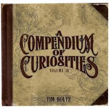 Tim Holtz - Compendium Curiosities Vol 3