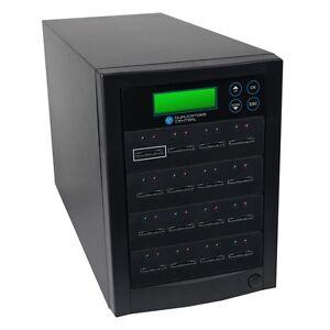1 to 15 SD Duplicator - Multiple Secure Digital Flash Memory Card Copier SDHC