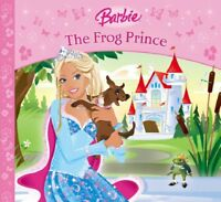 BARBIE ___  THE FROG PRINCE ___ BRAND NEW