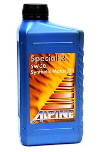 5W-30 ALPINE Spezial Motoröl  für Renault  5W30 1 Liter Motor Öl Oel M5610