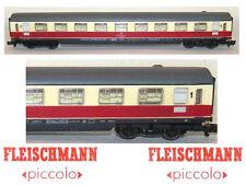 FLEISCHMANN 8160 COCHE PASAJERO 1 º Cls. a 9 compartimentos con camas-N escala