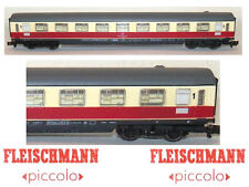 FLEISCHMANN 8160 CARROZZA PASSEGGERI 1a Cls. a 9 COMPARTIMENTI con LETTI SCALA-N