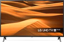 Lg Smart TV 4K 55 pollici Televisore LED UHD T2 S2 WiFi Alexa 55UM7100PL ITA