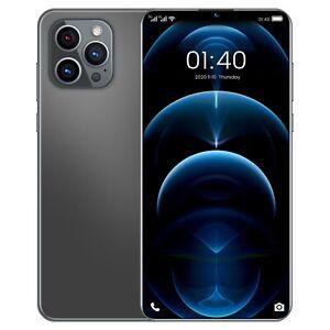 Smartphone i12 Pro Max Android 12GB RAM+512GB ROM Unlock Dual sim