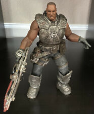 """Augustus Cole Gears of War 1 Video Game 7"""" Neca 2008 Cole Train"""