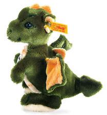 Steiff 17cm Raudi Dragon Boy Green