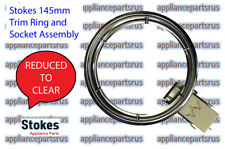 Stokes 145mm Trim Ring and Socket Assembly - 3503-09 - NEW - REDUCED TO CLEAR