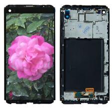 FIT For LG V20 LS997 F800L H910 H915 H990 VS995 LCD Screen Touch Digitizer Frame