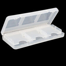 Wholesale 6-in-1 Game Card Case Holder Cartridge Box for Nintendo 3DS XL LL NDS