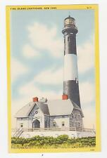 Fire Island,New York,Fire Island Light House,Suffolk County,c.1940s