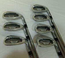 New Honma BeZeal 535 iron set 5-11 irons 7pc Be Zeal 5-10,11 Regular Steel