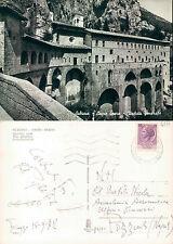 SUBIACO (RM) - SACRO SPECO - VEDUTA GENERALE      (rif.fg.4177)