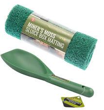"Miner's Moss 12"" x 36"" Sluice Box Matting Prospector Sand Scoop Green"