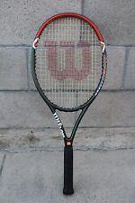 """WILSON HYPER Carbon Pro Staff Power Light TEST Tennis Racket Racquet 4 3/8"""" RARE"""