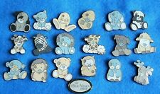 Me To You - Blue Nose Friends & Tatty bear Pin Badges charity