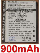 Batterie 900mAh type BST-39 Pour SONY ERICSSON V630i