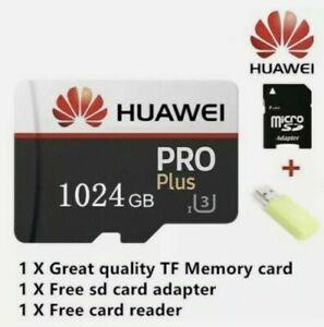 Huawei Pro Plus 128 256 512 1024 neue Original Micro SD Karte High Speed Plus USB