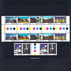 1979 - Australia - National Parks - gutter pair set of 14 - MNH