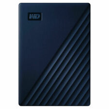 Western Digital My Passport 5TB,External,2.5 inch (WDBA2F0050BBLWESN) Hard Drive