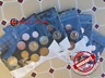 Coffret BU 1 Cent à 2 Euro + 2 Euro CC Allemagne 2019 - ADFGJ