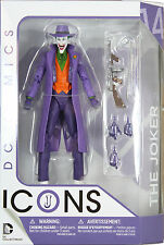 DC Collectibles ~ DC ICONS:  THE JOKER ACTION FIGURE ~ Death in the Family