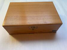 Vintage Schmid-Linder Switzerland Wood Box 6006 Lucerne Nice
