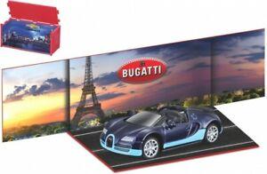 Bugatti Veyron 16.4 Grand Sport Vitesse, Bburago Modèle Auto 1:64