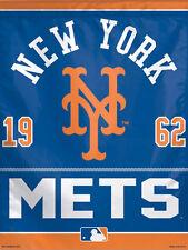 "New York Mets ""1962"" Official MLB Baseball Premium Poster WALL BANNER"